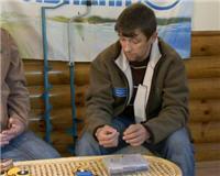 Видео «Профессиональная рыбалка» —  Подготовка к зимней рыбалке. Мормышки