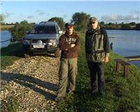 Видео «По клевым местам» —  Рыбалка в Подмосковье на карпа