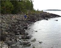 Видео «Один на реке» — По Онежскому озеру. Часть 2