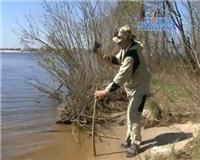 Видео «Наша рыбалка» — Хищник не спортивно. Часть 1 (Поставуша)