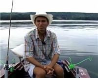 Видео «О рыбалке всерьез» — Троллинг. Осенняя ловля некрупного сома