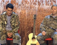 КВН - Масляков мл. и Азамат на рыбалке