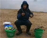 Видео «Фильмы Сергея Середы» — Рыбалка на Рузе. Часть 2