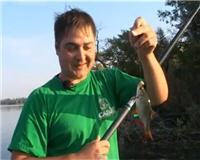 """Видео «О рыбалке всерьез» — Ловля осенью """"белой рыбы"""" болонской удочкой"""