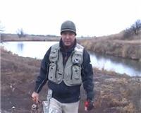 Видео «О рыбалке всерьез» — Зимняя ловля форели ультралайтом