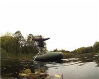 Рыбалка. Украина. Осень 2013. Река Псел