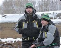 Видео «Рыболовный дневник» — Лещ зимой на фидер на нижней Москве-реке. Часть 1