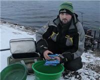 Видео «Рыболовный дневник» — Лещ зимой на фидер на нижней Москве-реке. Часть 2