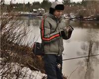 Видео «Флагман» - Зимний спиннинг. Ловля на вращающиеся блесны MYRAN