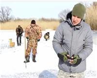 Видео «Туристории» - Зимняя рыбалка. Жерлица. Часть 2