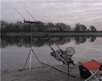 Видео «Рыбалка с Пашком» — Весна на нижней Москве-реке