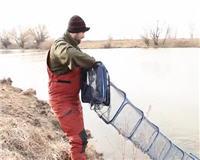 Видео «Рыболовный дневник» — Ловля карася весной на фидер