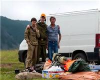 Рыбалка и сплав по реке Лена