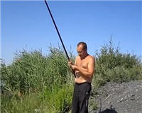 Рыбалка пескаря в Зверево