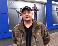 Видео «Приключения рыбака и охотника» — Киевский филиал STVOL представляет COSMI и Beretta Extrim