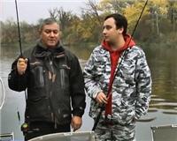 Видео «Рыбалка по-лугански» — Твичинг против колеблющейся блесны