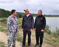 Видео «Рыбалка по-лугански» — Ловля карповых нахлыстом