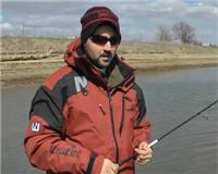 Видео «Рыболовный дневник» —  Ловля окуня на отводной поводок