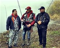 Видео «Рыбалка по-лугански» - Джиг с Константином Трокай