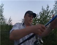 Видео «Балашиха и ближайшее околорубежье» —  Неудачная рыбалка на Бабошке