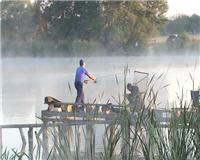 Соревнования по спортивной рыбалке. СПАРТАК