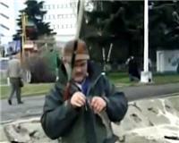 Ловля кефали с берега в Черном море маховой поплавочной удочкой