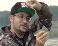Видео «Простые радости» — Озеро Еткуль. Карась. Июль 2014