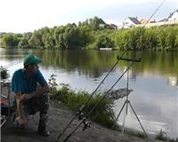 Видео «Рыбалка с Пашком» — Звуки природы