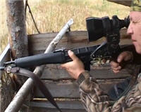 Видео «Энциклопедия охотника» —  Охота из засидки