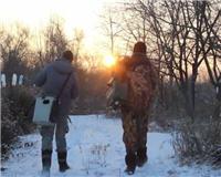 Видео «Туристории» — Ловля щуки на жерлицы