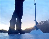Видео «Клёвая рыбалка» — Открытие зимнего сезона