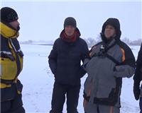 Видео «Клуб рыбаков» — Ловля щуки на жерлицы