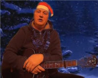 "Видео «ПашАсУралмашА» — Новогодний КЛИП-""Рыбалка""!"