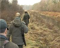 Видео «Наши путешествия» —  Загонная охота в Беларуси. Часть 1