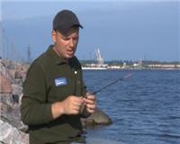 Видео «Профессиональная рыбалка» —   Ловля матчевым удилищем на водоемах с небольшой глубиной