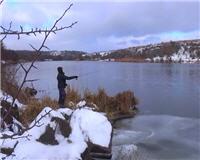 Видео «Клуб рыбаков» — Рыбалка на спиннинг зимой