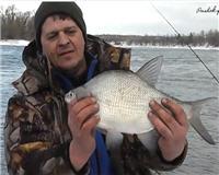 Рыбалка с Пашком — Зимний фидер 2015