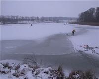 Видео «Клуб рыбаков» — Ловля со льда щуки и судака