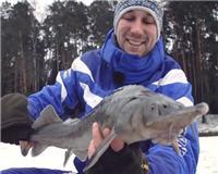 Рыбий жыр — Ловля форели и осетра зимой