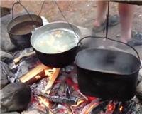 Две недели в тайге или сплав и рыбалка на реке Ока Саянская