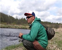 Видео «Рыболовный дневник» — Голавль на спиннинг. Места, приманки, техника ловли