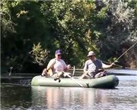 Туристории — Сплав по реке Ворскла. Продолжение. День 2