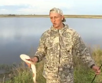 Рыбак рыбаку... — Ловля щуки осенью на спиннинг