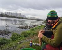 Рыболовный дневник - Плотва на фидер в Марьино