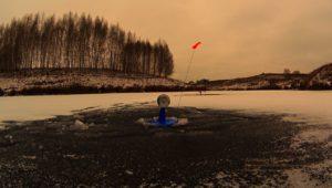 Ловля на жерлицы и безмотылку по первому льду — Рыбалка 68