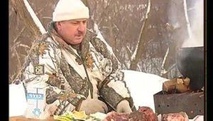 Пескарь зимой и копчение кабана - Рыбак рыбаку...