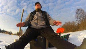 За щукой на Нерскую в феврале — Мир мужчин