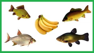 Банановое тесто