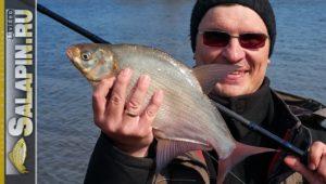Открытие сезона в апреле на Москве-реке - Салапин