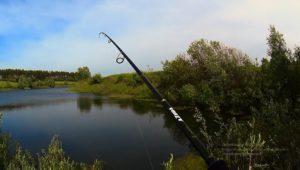 Рыбалка весной на спиннинг на красивом пруду - Рыбалка 68